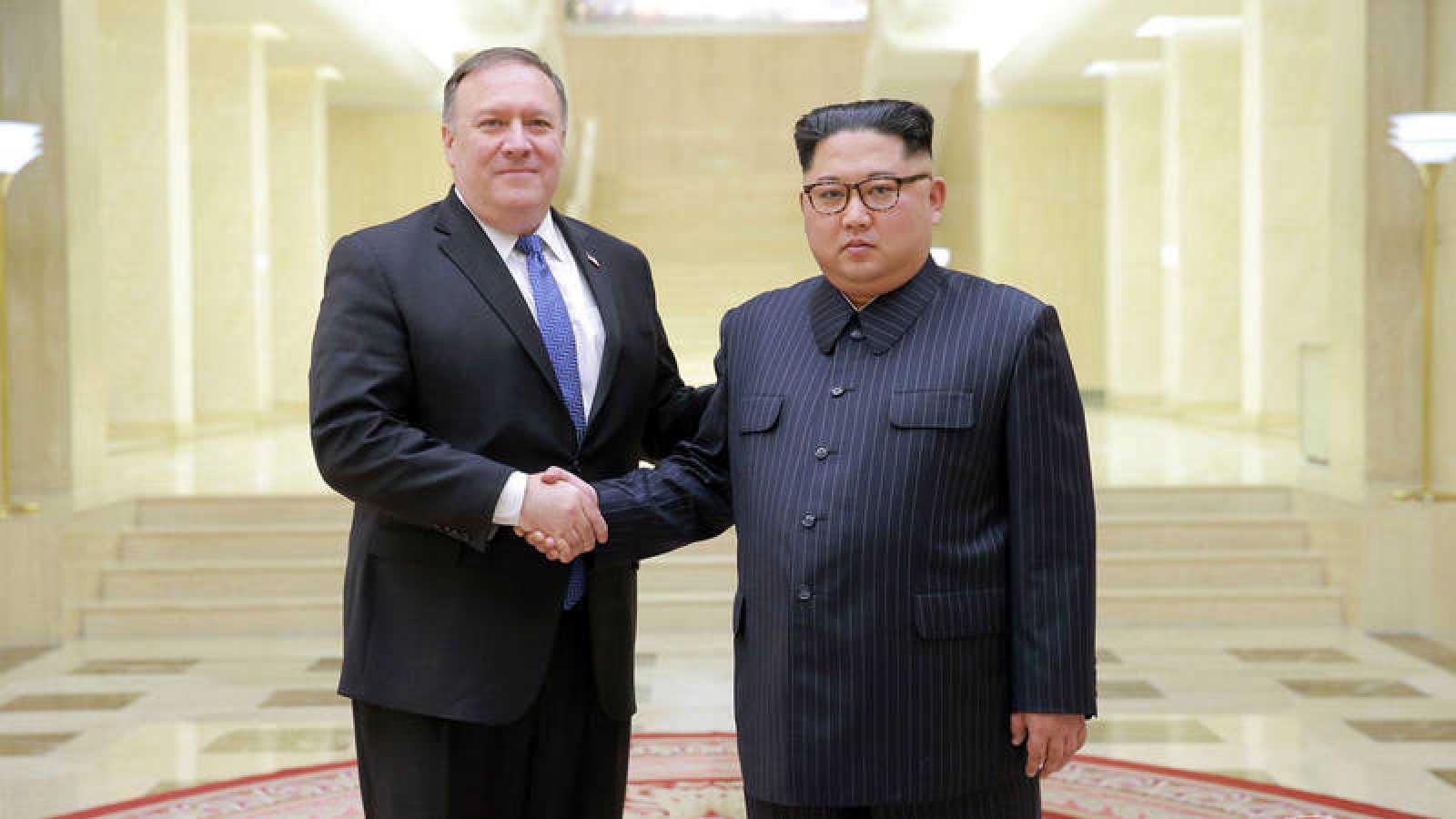 """Kim Jong-un dice que su reunión con Trump servirá para """"construir un buen futuro"""""""