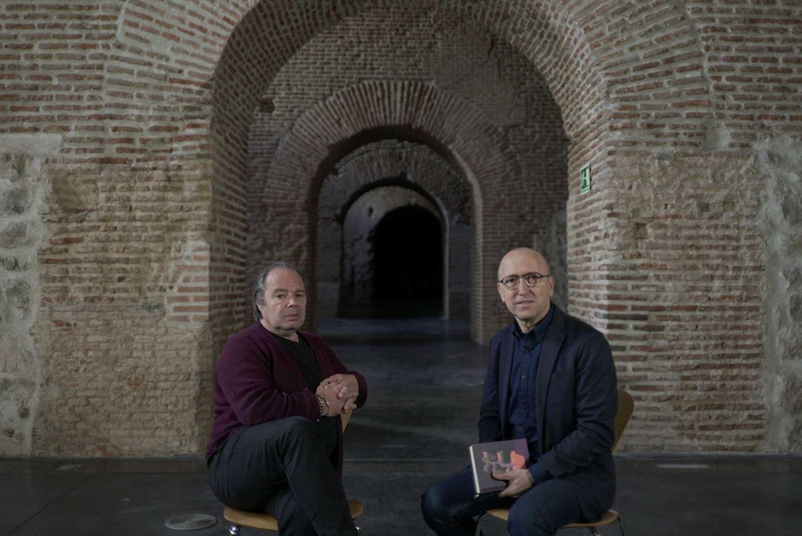 Philippe Djian entrevistado por Óscar López