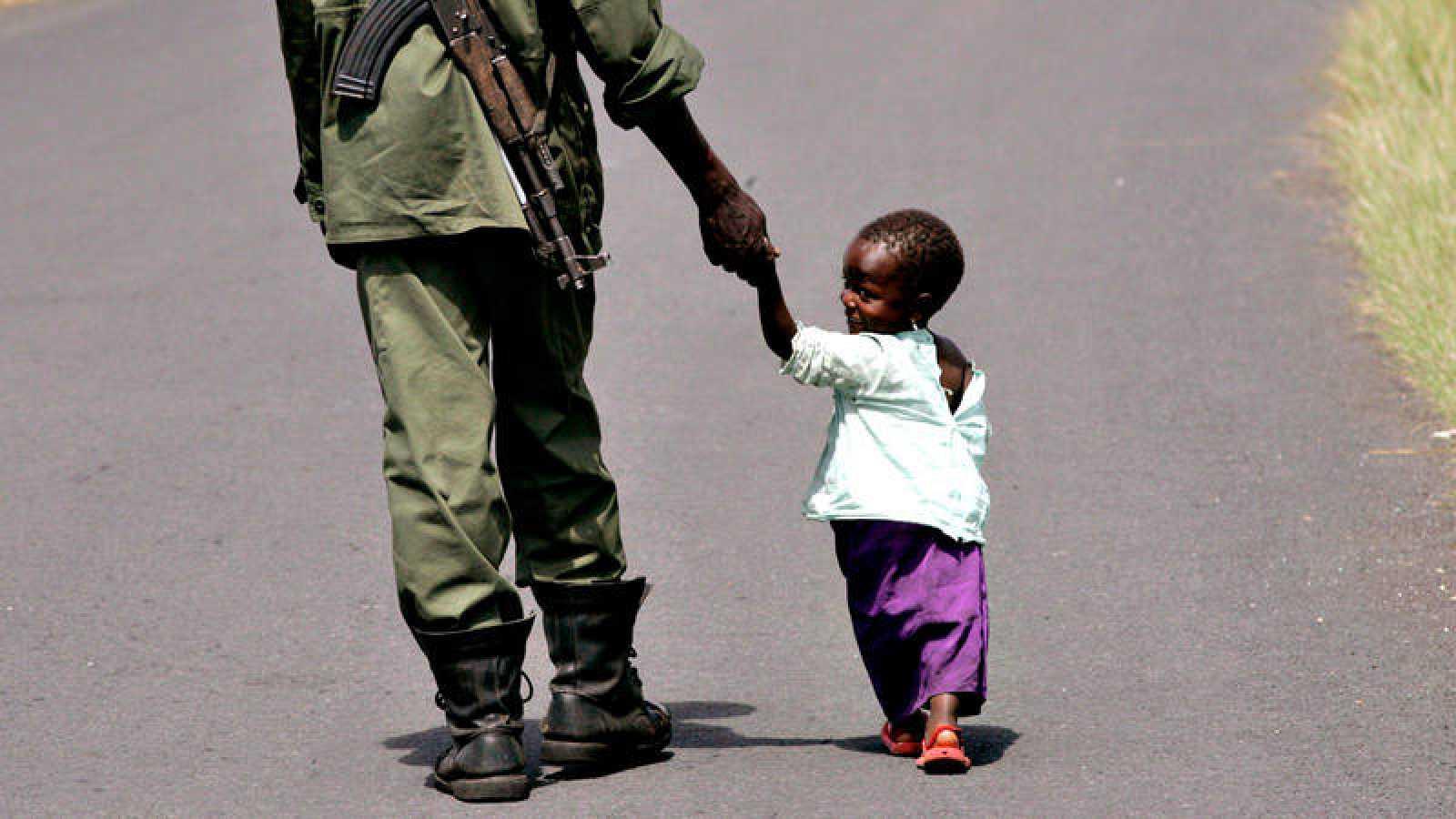 Unicef alerta de la situación crítica de cientos de miles de niños en República Democrática del Congo