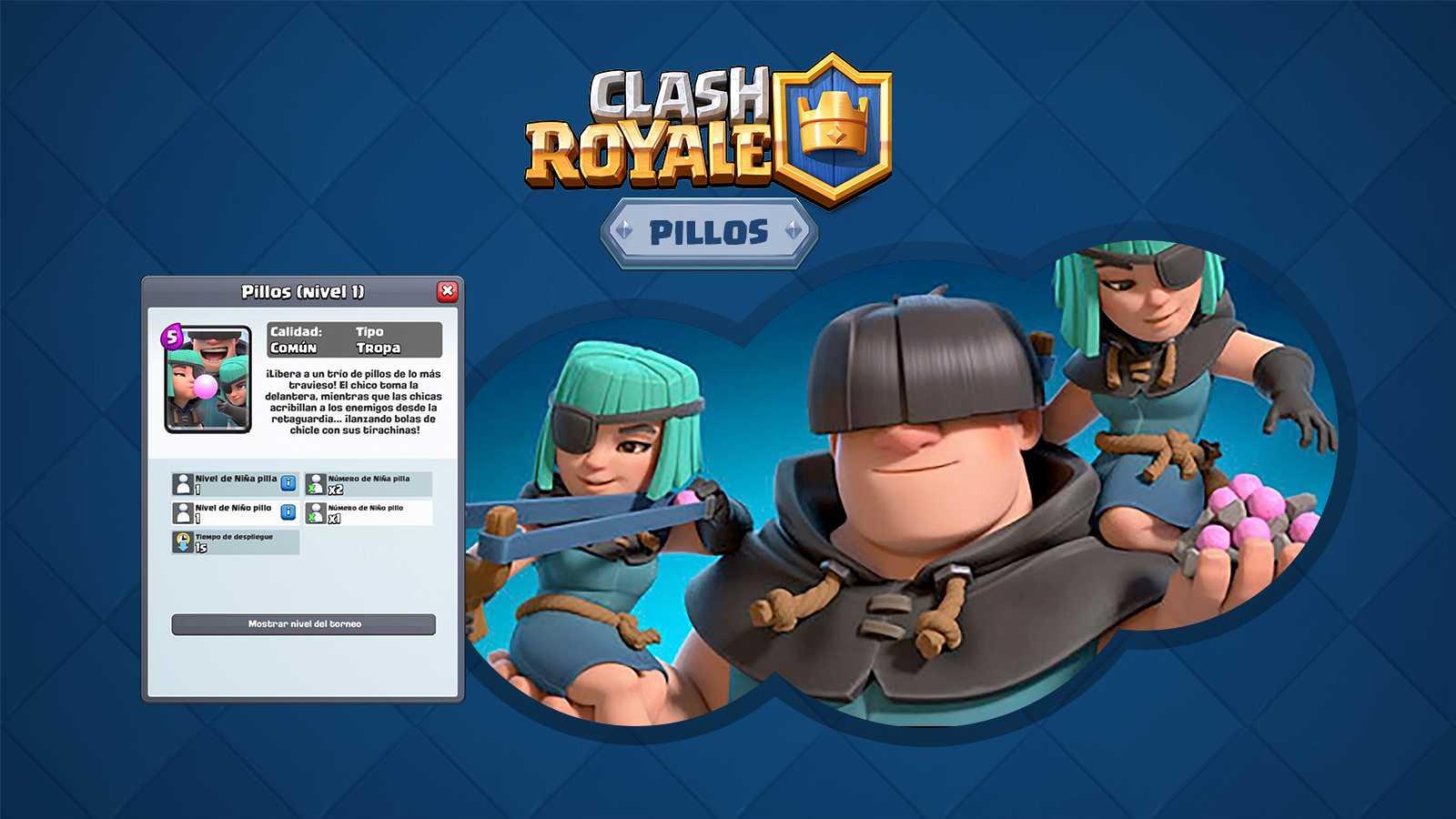 Clash Royale Los Pillos A Una Semana De Llenar Los Cofres De Chicle