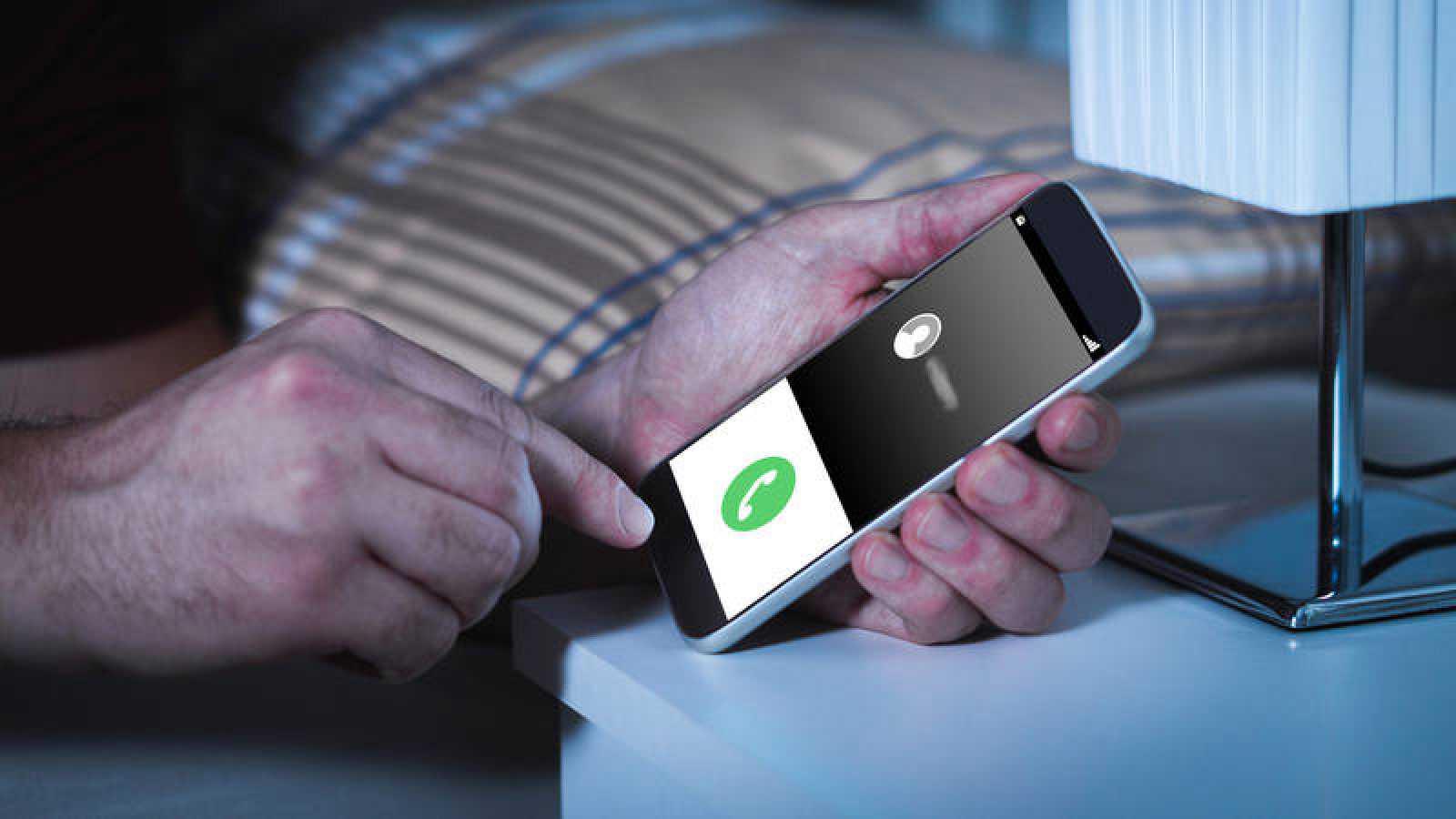Amenazas telefónicas