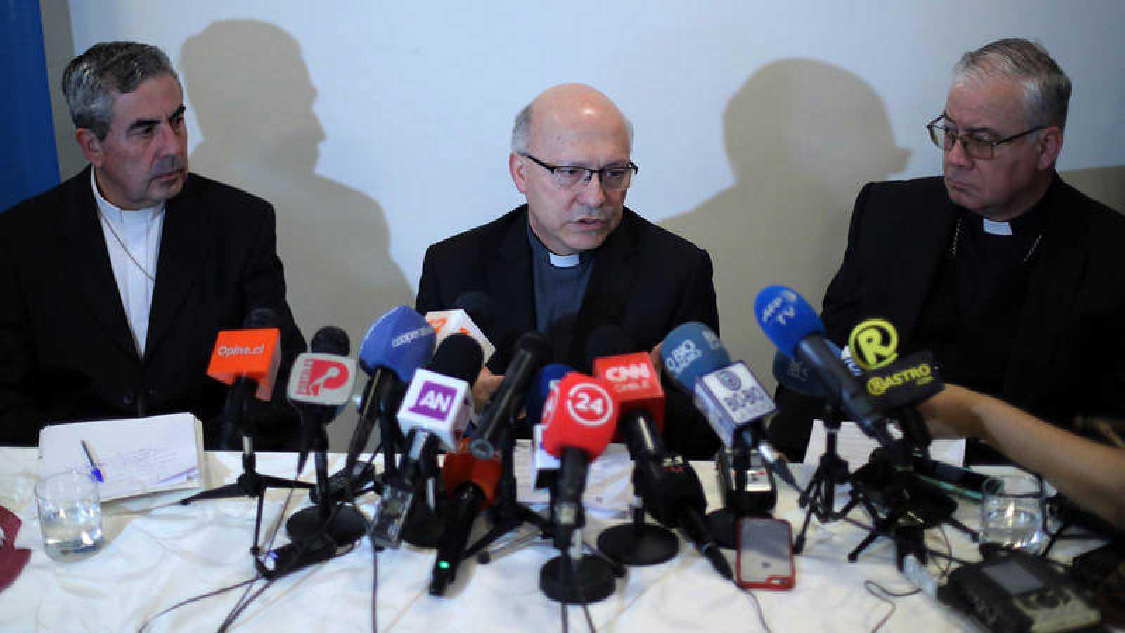Los obispos chilenos piden perdón a la ciudadanía por los casos de abusos sexuales