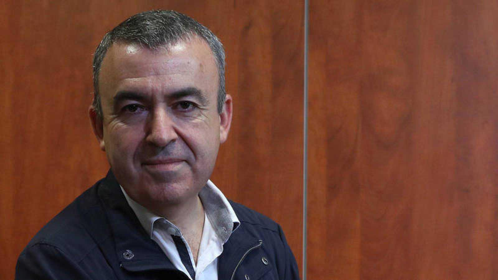 """Lorenzo Silva: """"No somos conscientes de la amenaza de la"""