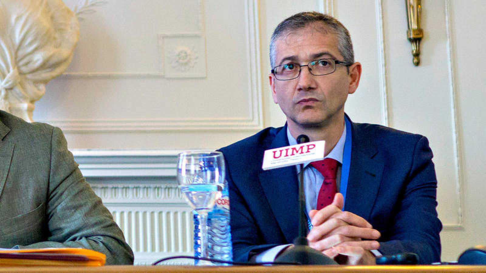 El director general de Economía y Estadística del Banco de España, Pablo Hernández de Cos, que será nombrado gobernador del organismo supervisor
