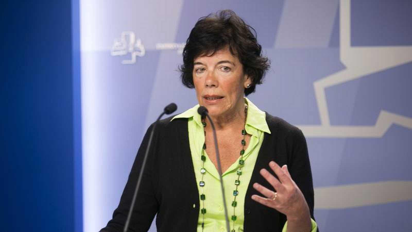 La exconsejera vasca Isabel Celaá será la nueva ministra de Educación en el Gobierno de Pedro Sánchez.