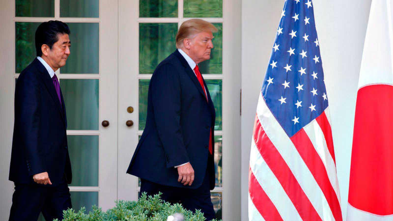 Trump Kim - Trump se dice dispuesto a invitar a Kim a Estados Unidos ...