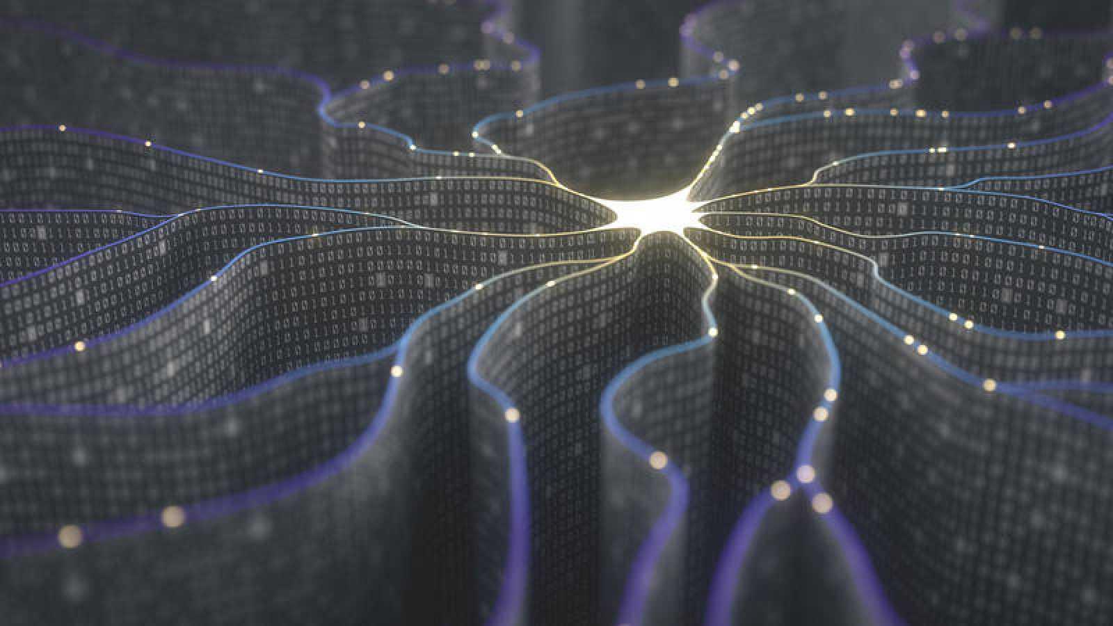 Red de inteligencia artificial