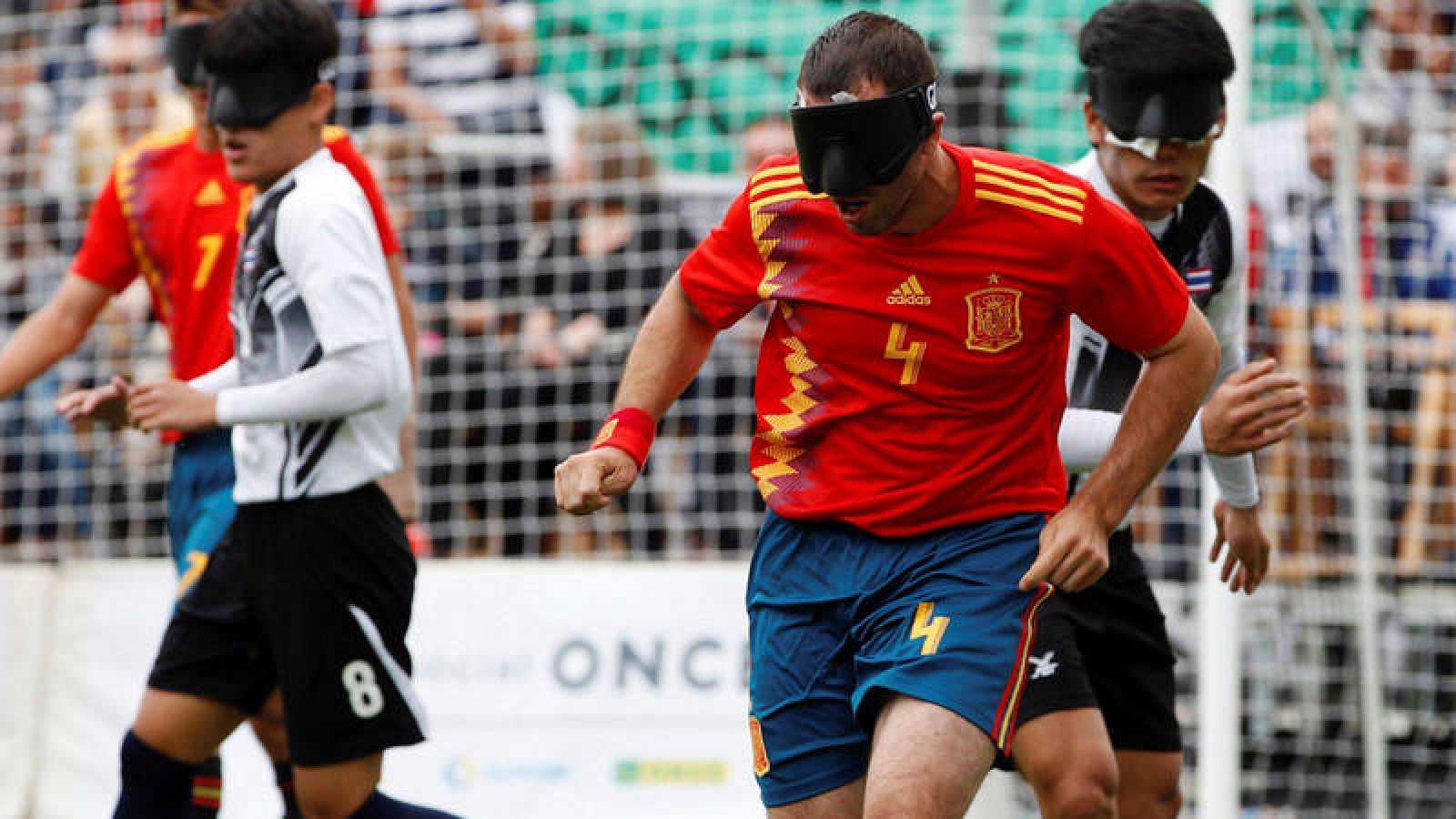 España pierde con Rusia y se queda fuera de las medallas