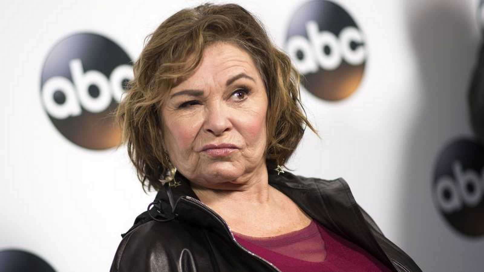 Fotografía de archivo de Roseanne Barr en un evento en Pasadena, California, en enero
