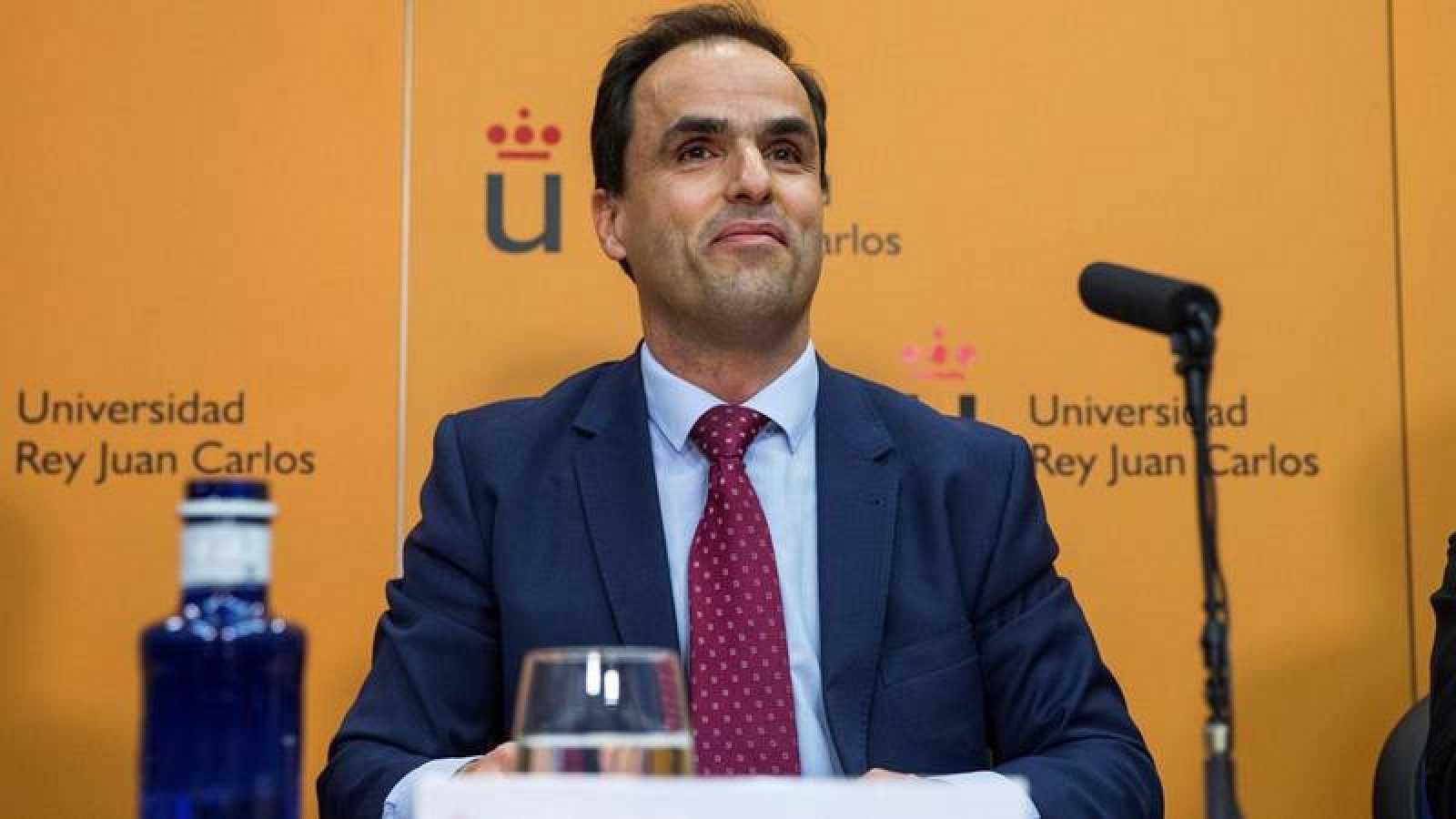 """URJC dice que el """"no presentado"""" de Cifuentes fue un error de transcripción"""