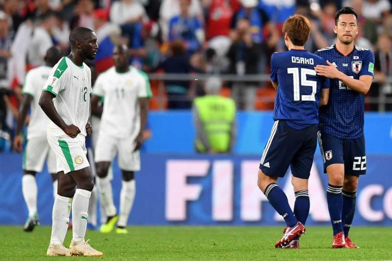 Japón y Senegal dan por bueno el empate