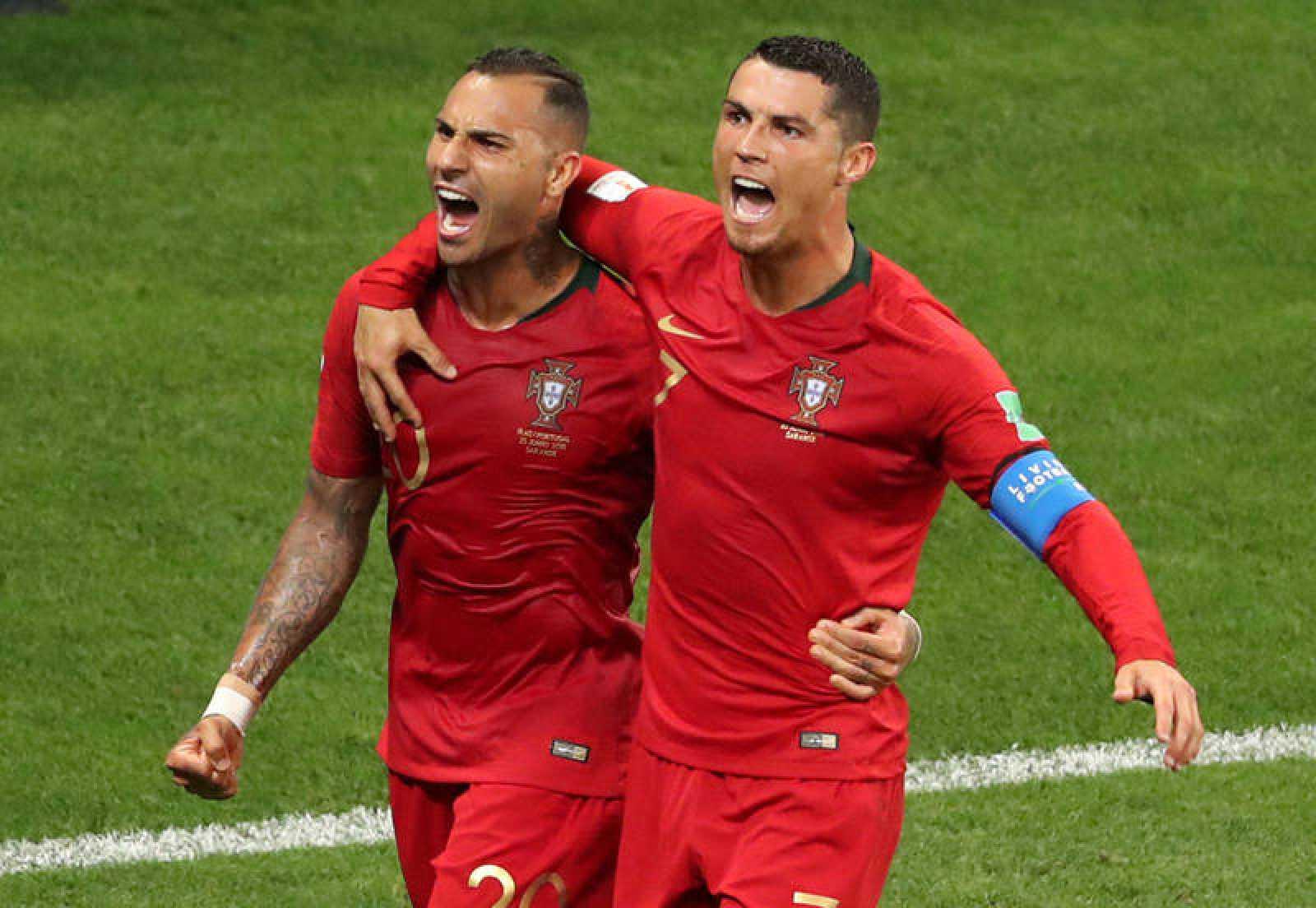 Portugal no puede con Irán pero se clasifica como segunda.