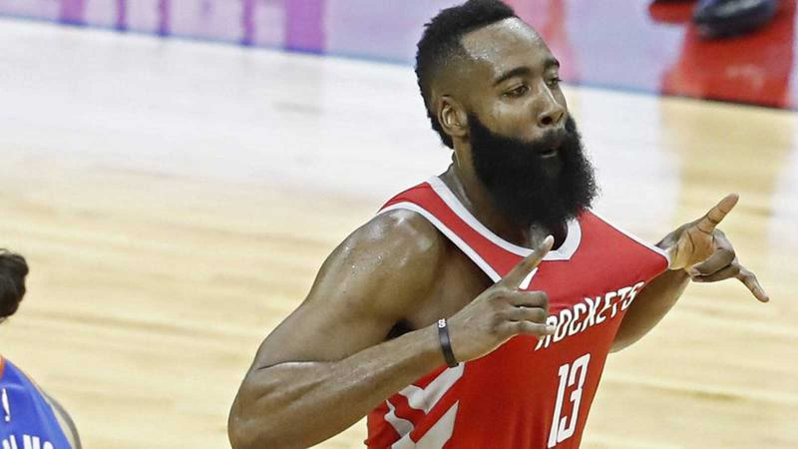 James Harden, elegido 'MVP' de la NBA