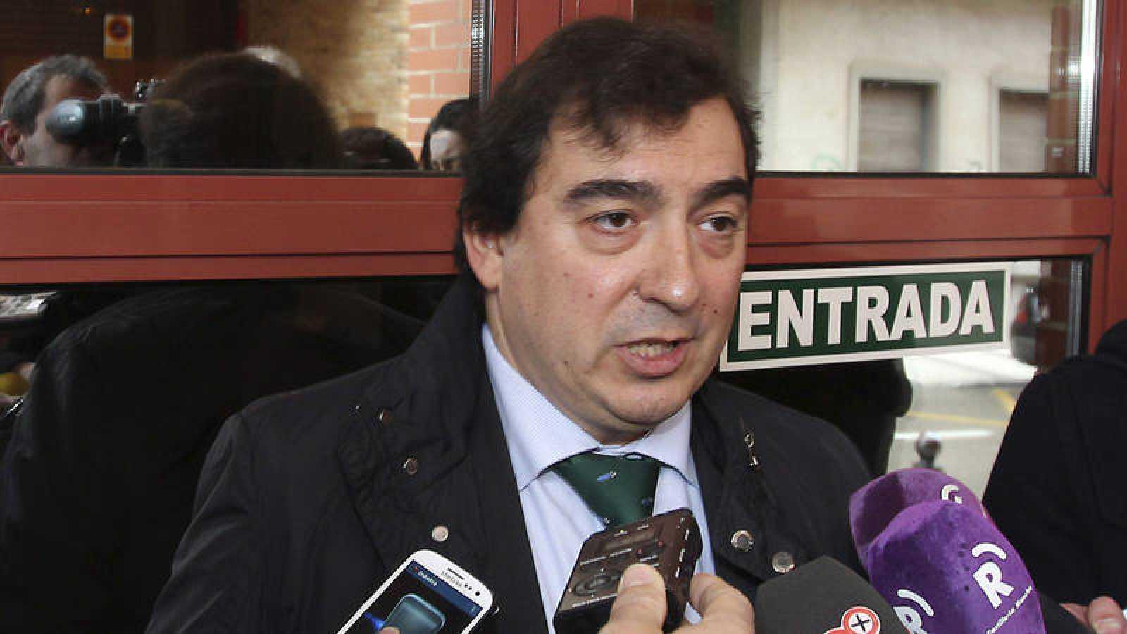 Imagen de archivo de Joaquín Carlos Hermoso Murillo, alcalde de Puertollano entre los años 2004 y 2013.