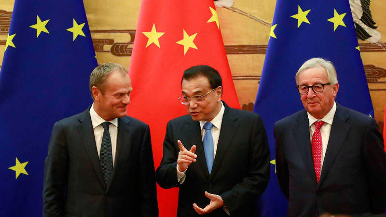 El presidente del consejo europeo urge a ee uu rusia y for Presidente del consejo europeo