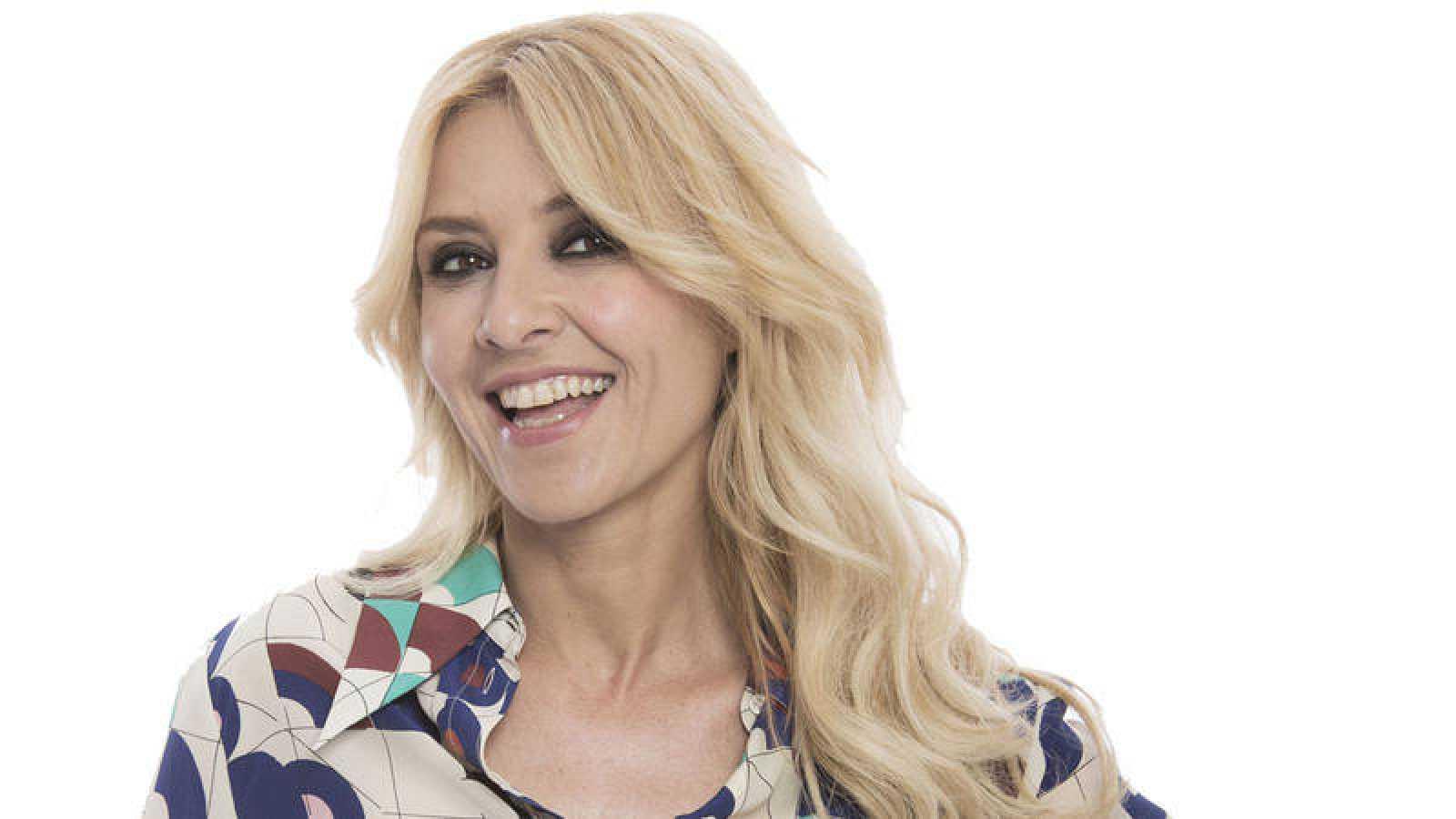 Cayetana Guillén Cuervo presentará 'Cena con mamá'