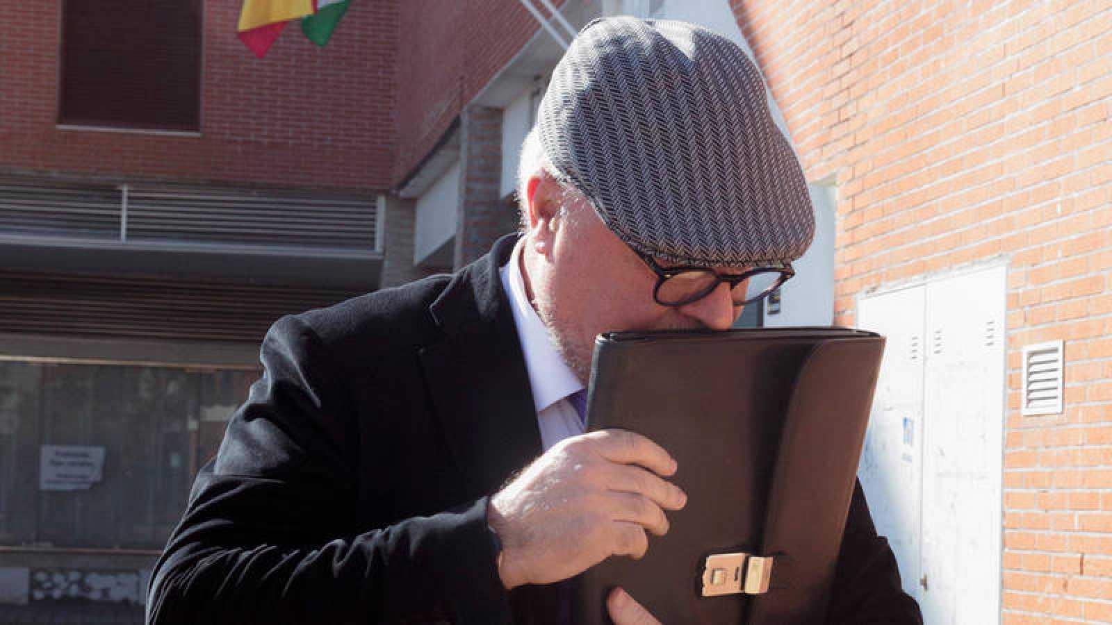 Imagen de archivo del excomisario José Manuel Villarejo
