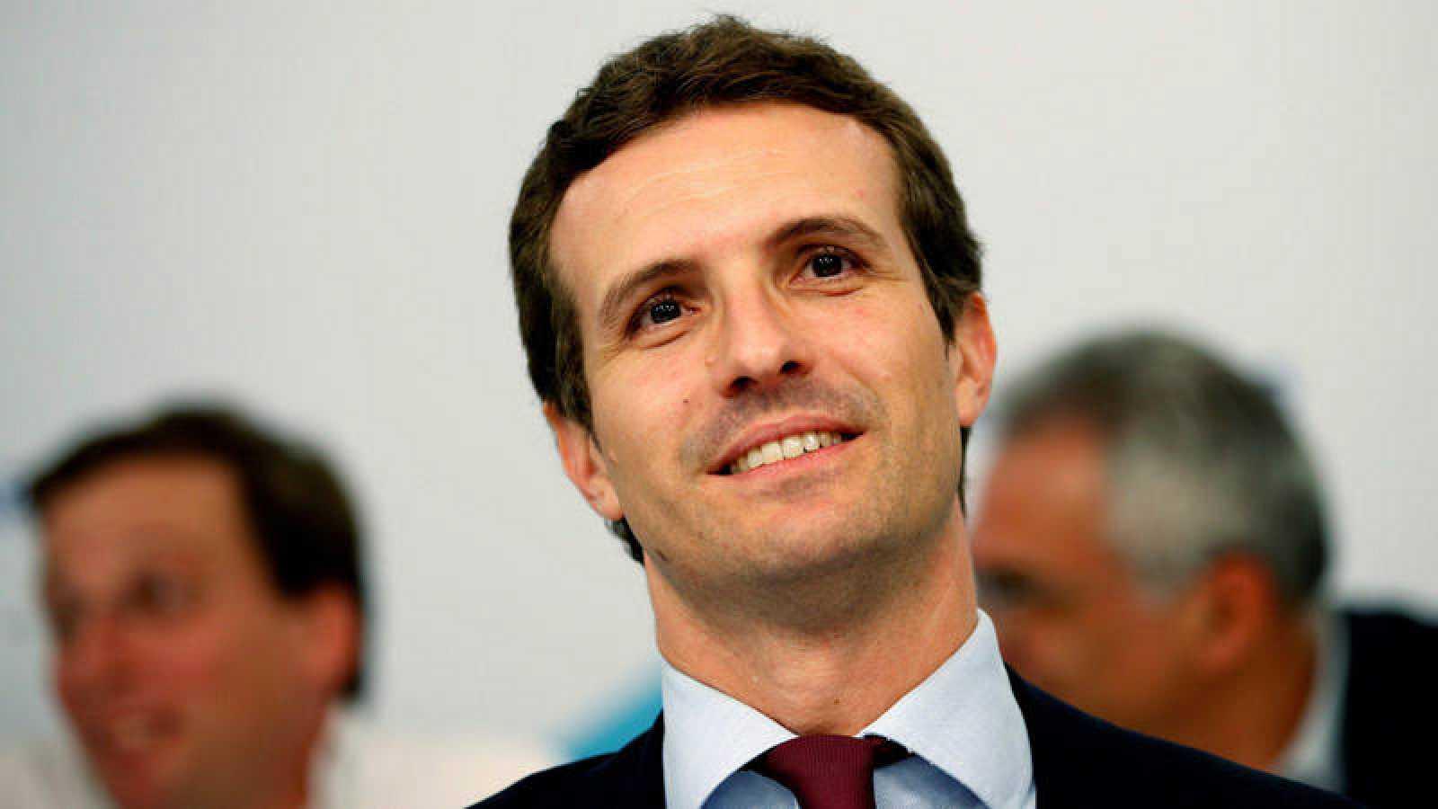El presidente del Partido Popular, Pablo Casado, en una imagen reciente.