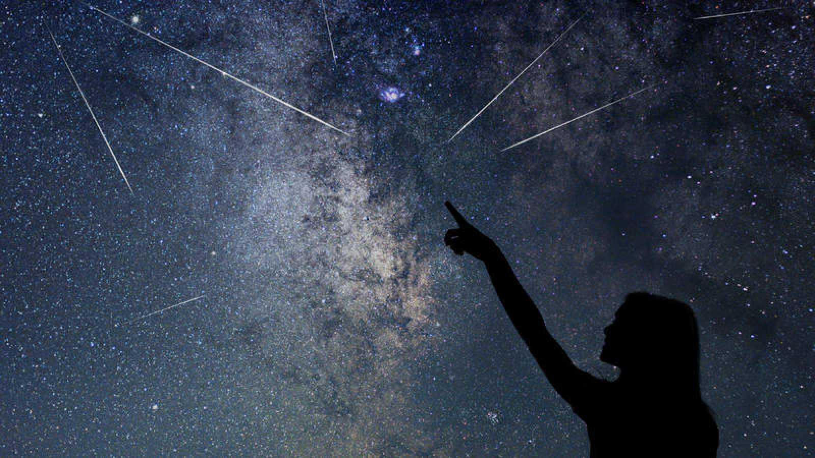 Un observador podrá ver un meteoro cada dos minutos si está situado en un lugar sin contaminación lumínica y con horizontes despejados.
