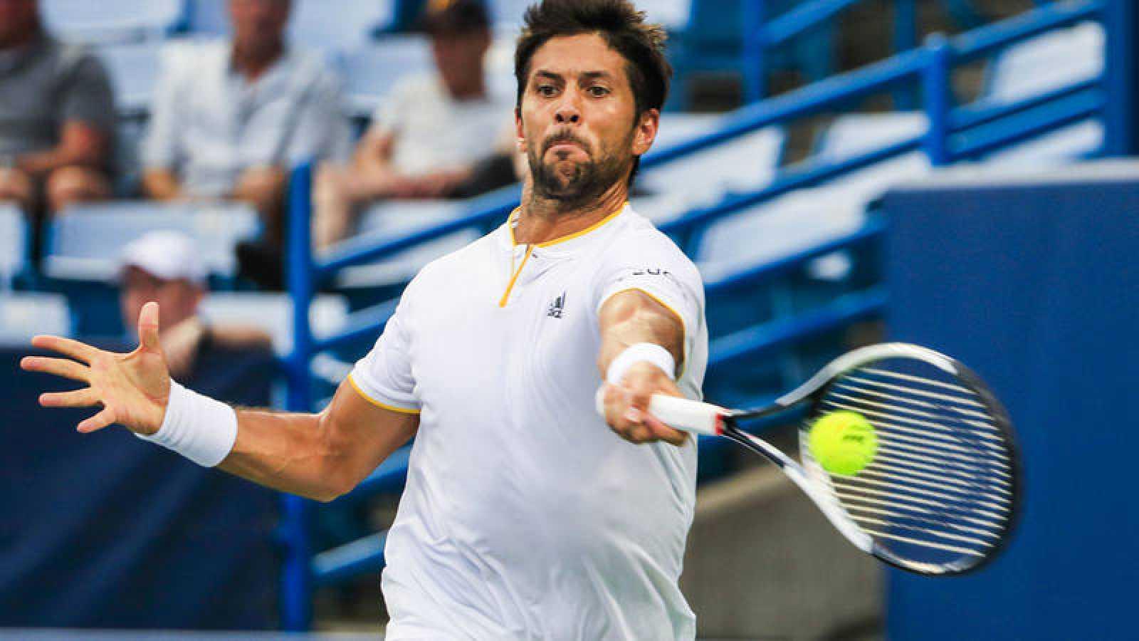 Fernando Verdasco cae ante Grigor Dimitrov en la segunda ronda del Masters de Toronto