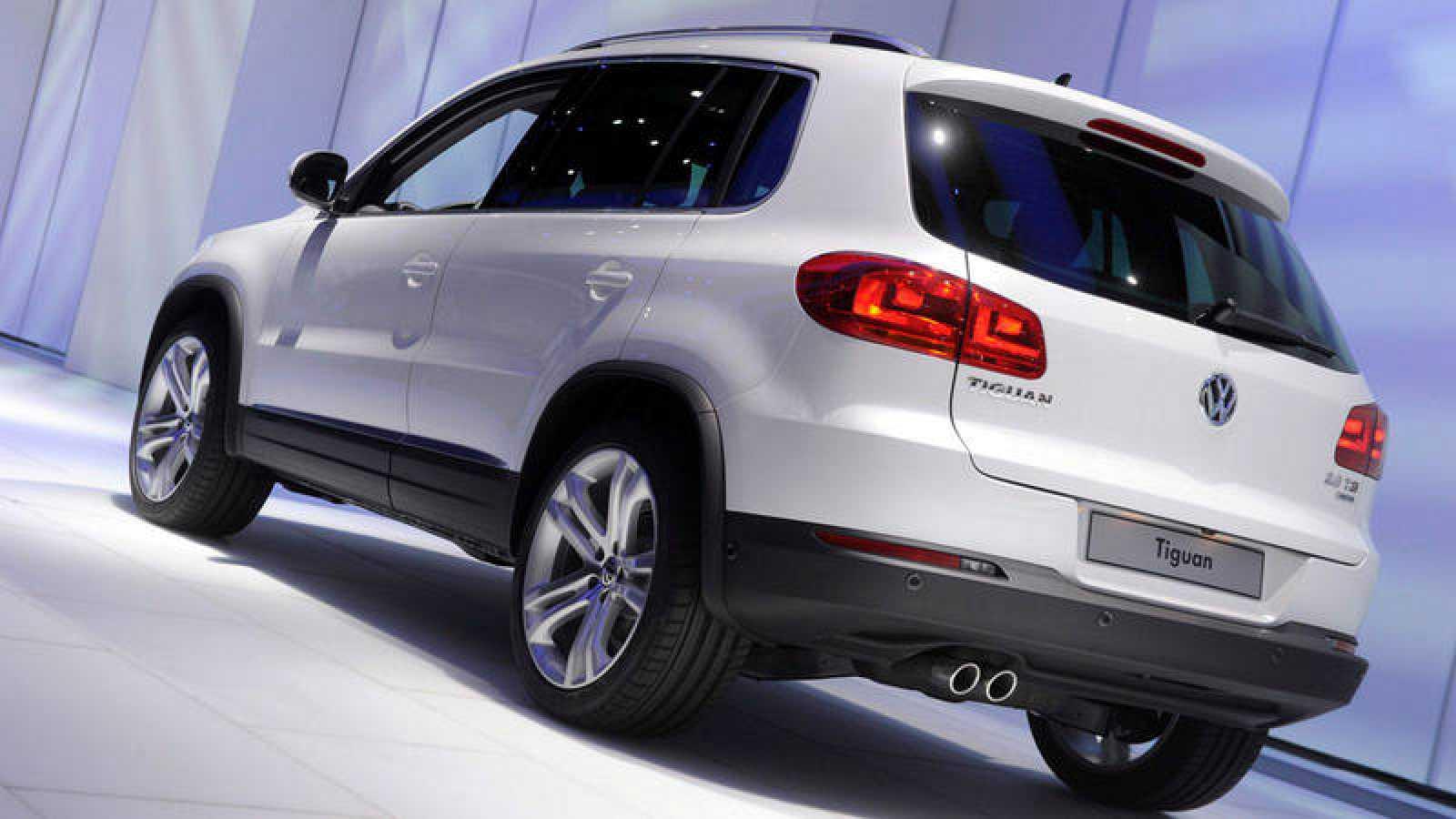 El problema afecta a los vehículos Tiguan y Touran de la nueva generación que se han fabricado hasta el 5 de julio pasado