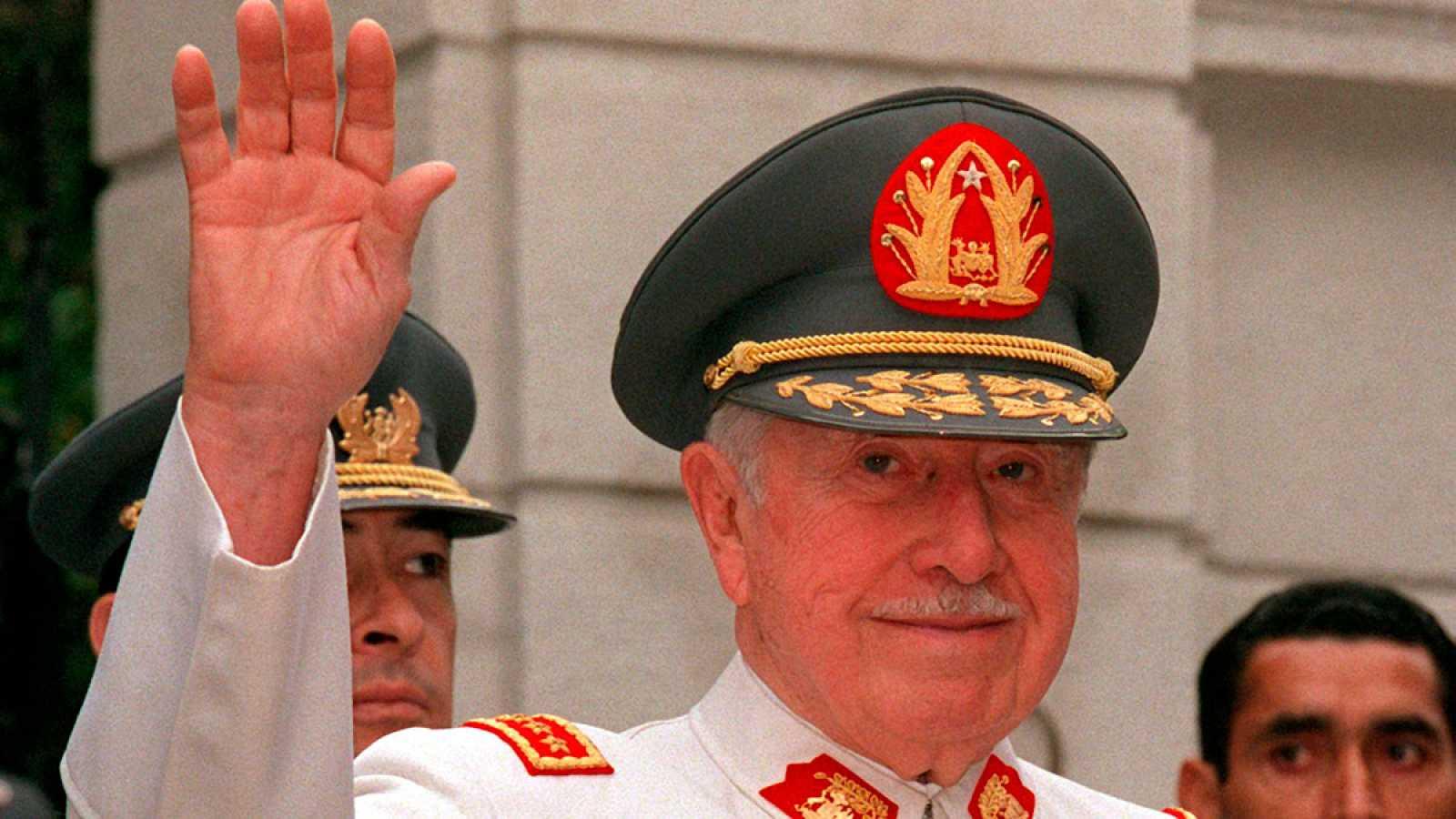 Augusto Pinochet en una imagen de archivo