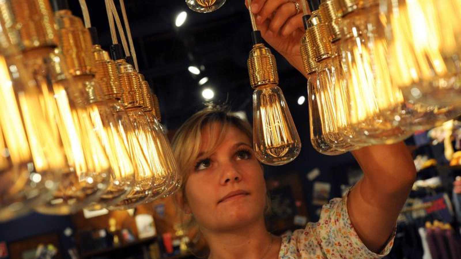 Las lámparas de filamento han sido desterradas por el uso de 'leds' de bajo consumo