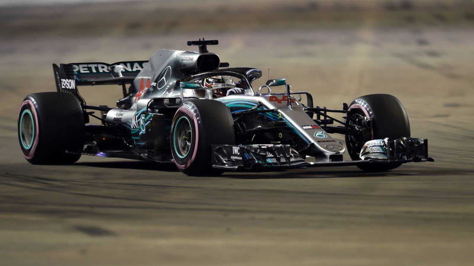 Lewis Hamilton se ha hecho con la 'pole' en Singapur