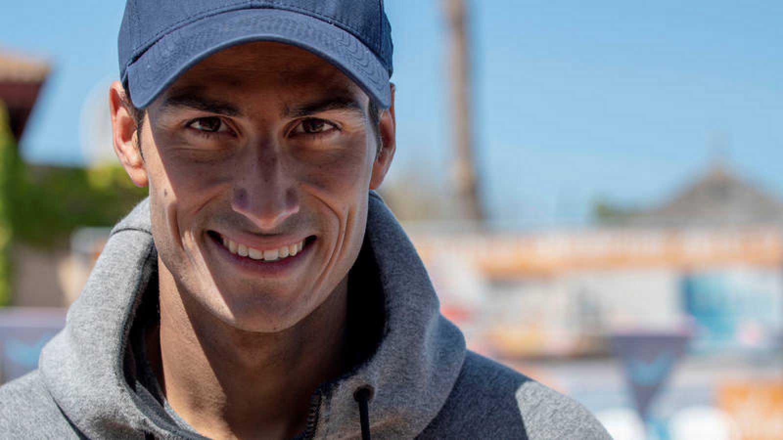 El triatleta español Mario Mola.