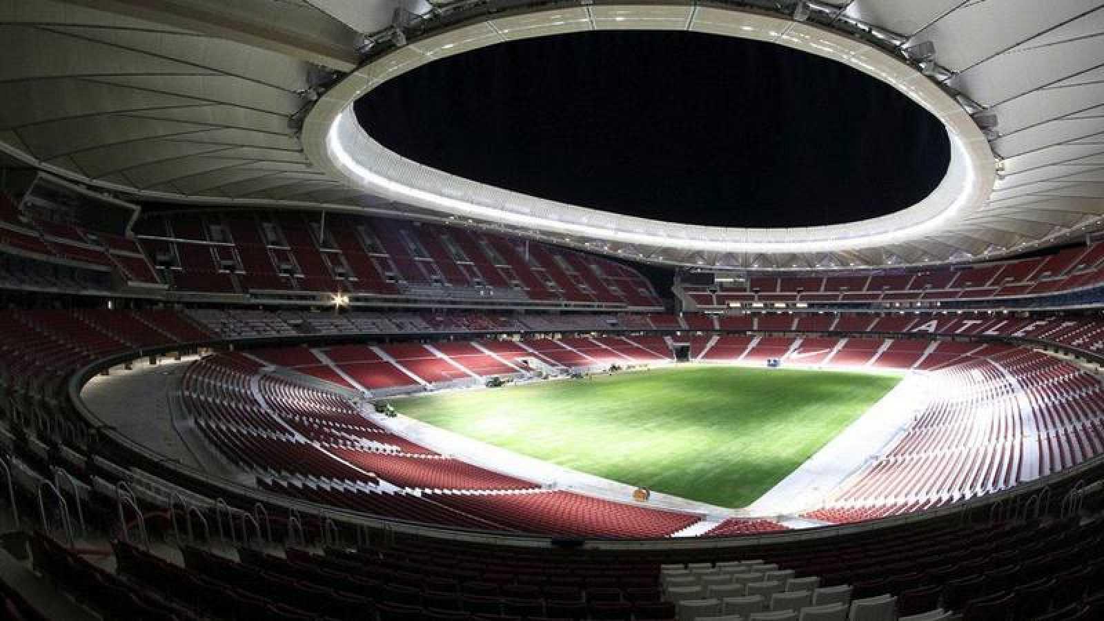 Wanda Metropolitano, destino final