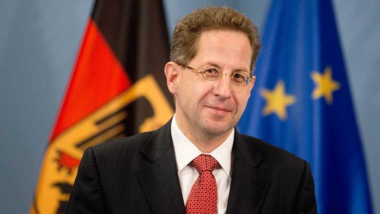 El jefe del espionaje interior, Hans-Georg Maassen en una foto de archivo