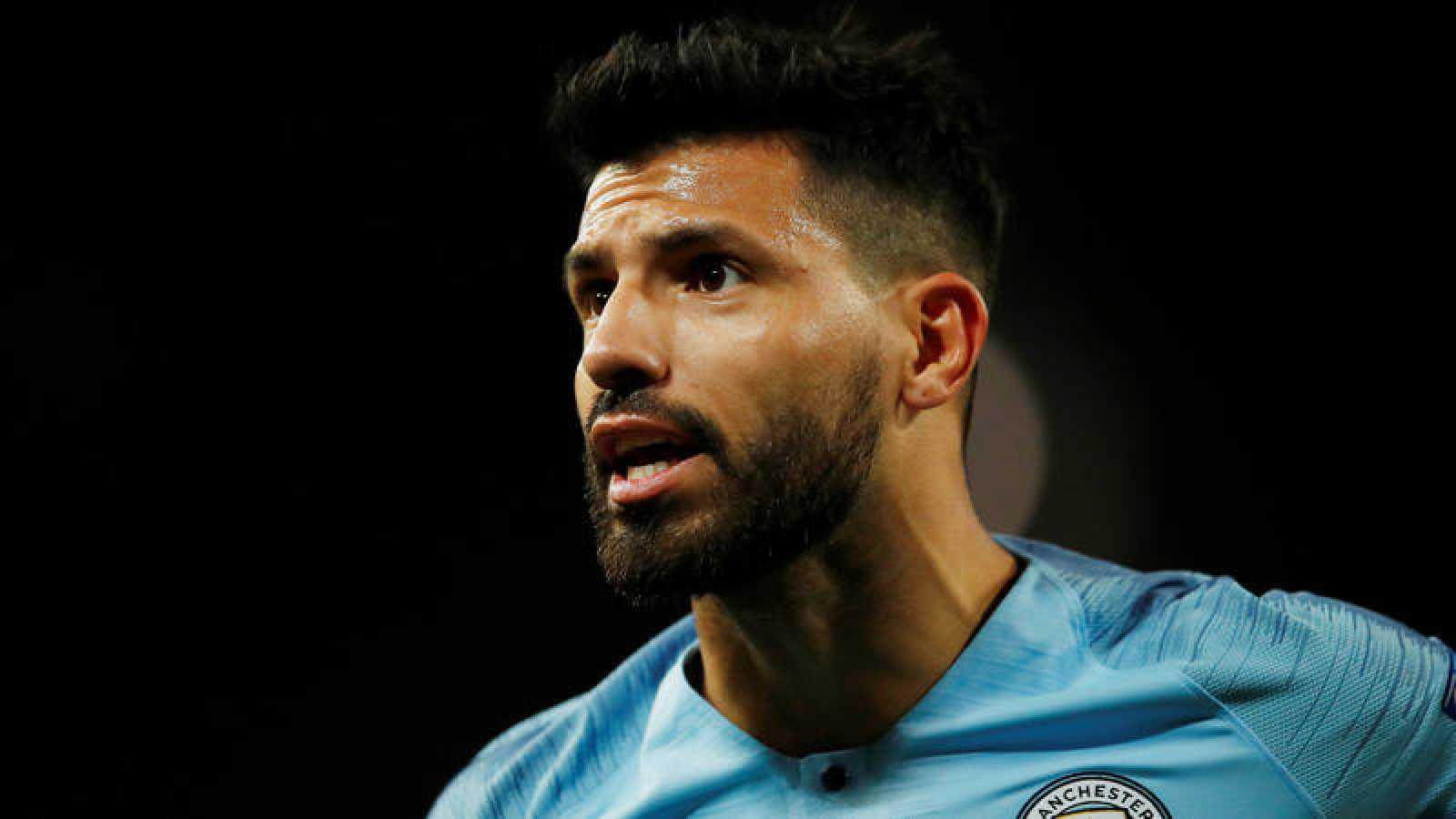 Sergio 'Kun' Agüero renueva con el City hasta 2021