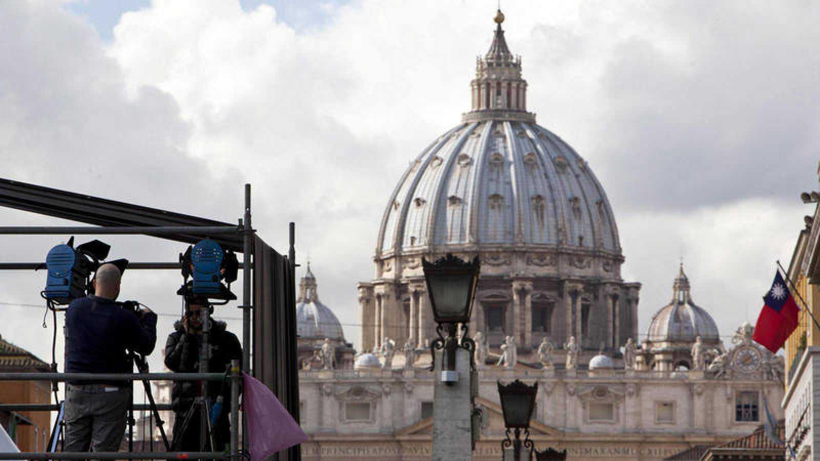 Fotografía de archivo del Vaticano