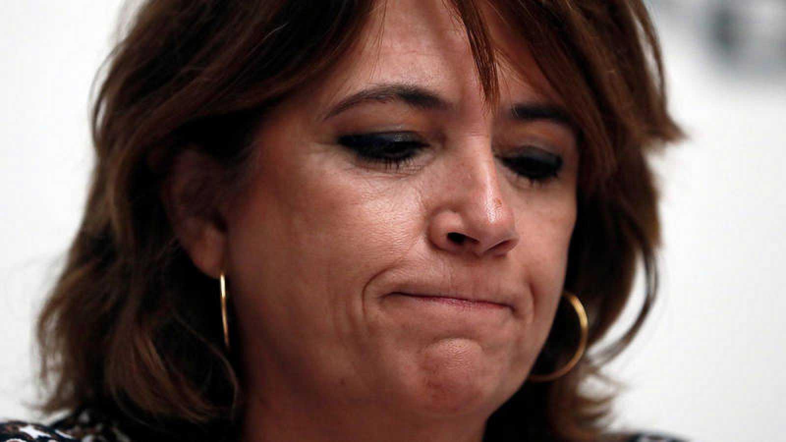 La ministra de Justicia, Dolores Delgado. Foto: Efe/Mariscal