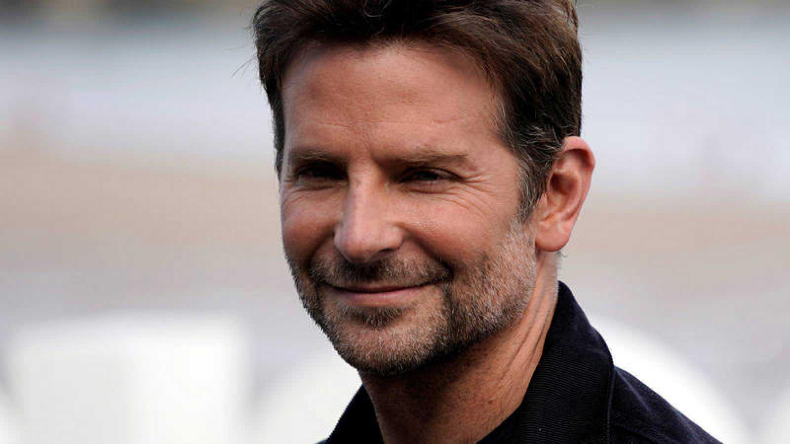 El actor y director estadounidense Bradley Cooper, en San Sebastián.