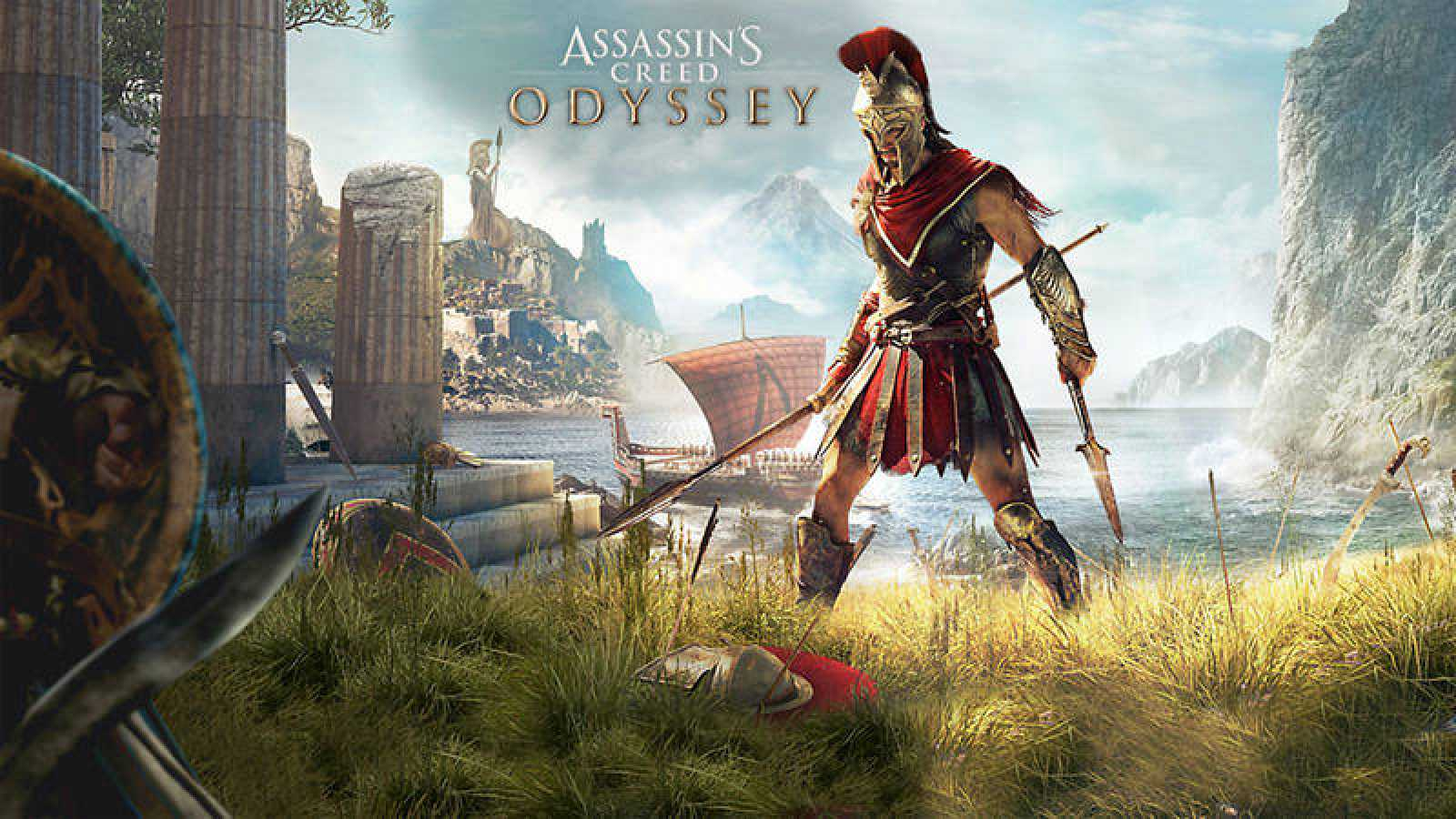 Assassin's Creed Odyssey será el primer título disponible en Project Stream.