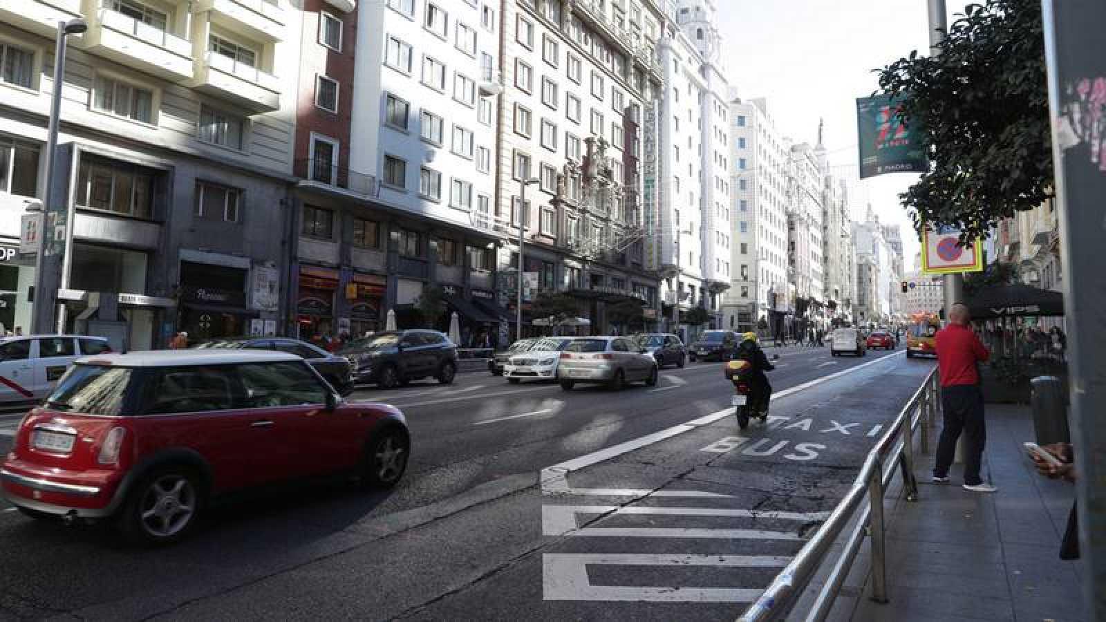 Madrid reduce la velocidad de circulación a 30 km/h en la mayoría de sus calles