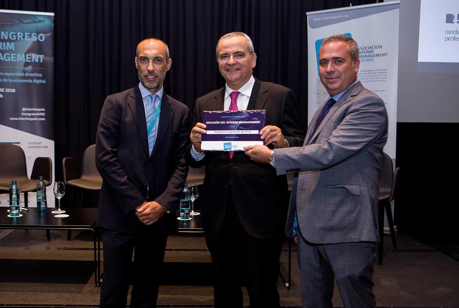 Premio al fomento del Interim Management
