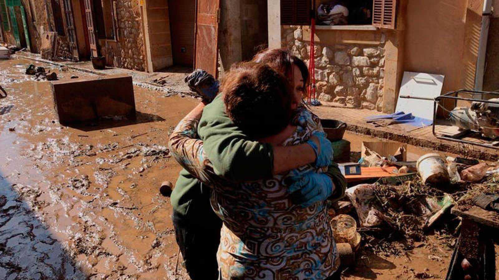 Inundaciones en Mallorca: Francisca