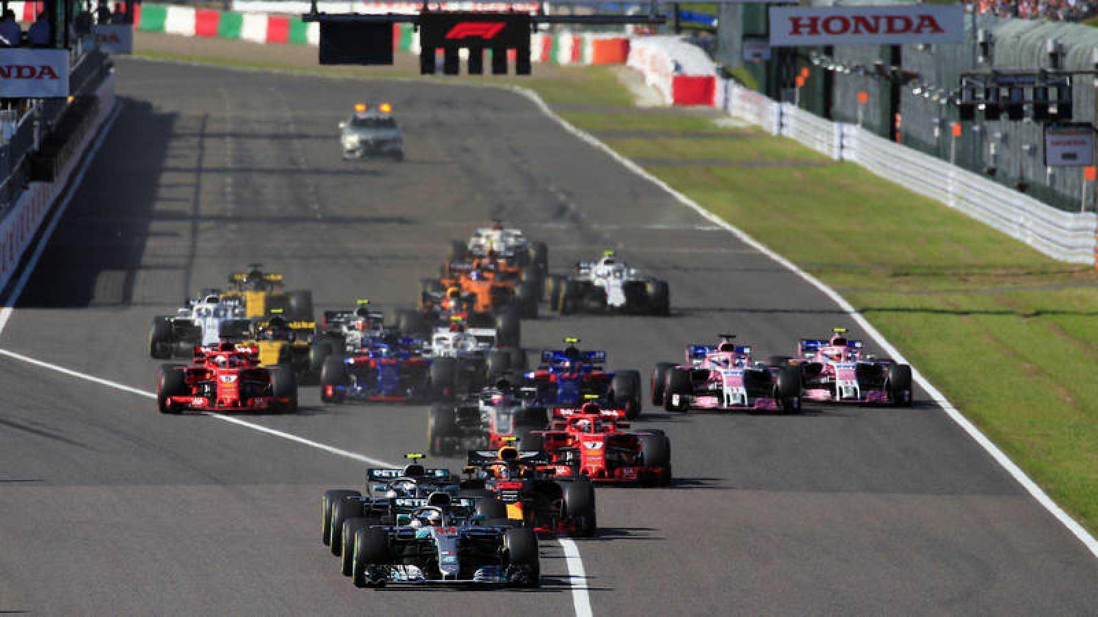 La FIA aprueba los cambios para la Fórmula 1 de 2019