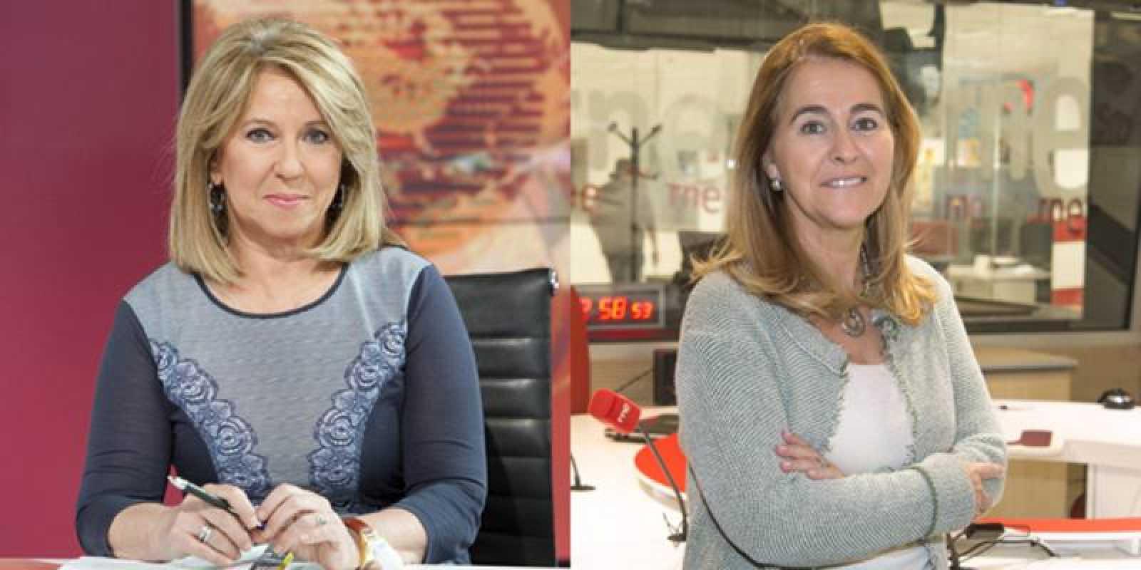 Rosa María Mateo nombra a Alicia G. Montano y Paloma Zamorano editoras de Igualdad de TVE y RNE, respectivamente