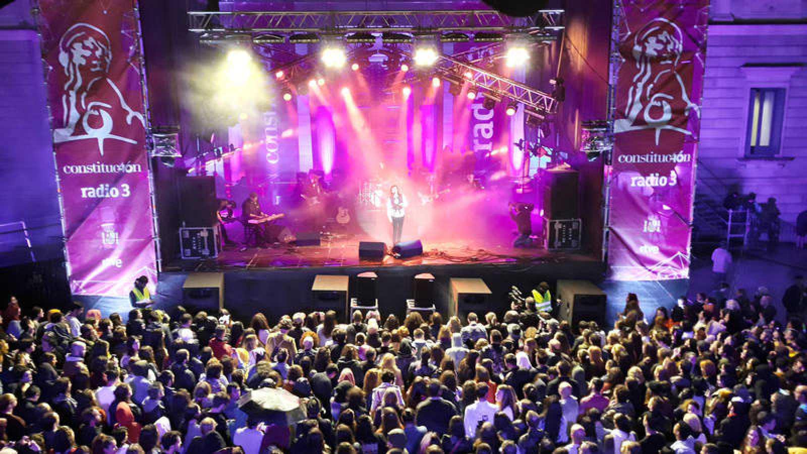 18.000 Personas Asistieron Al Concierto De Radio 3 De RTVE