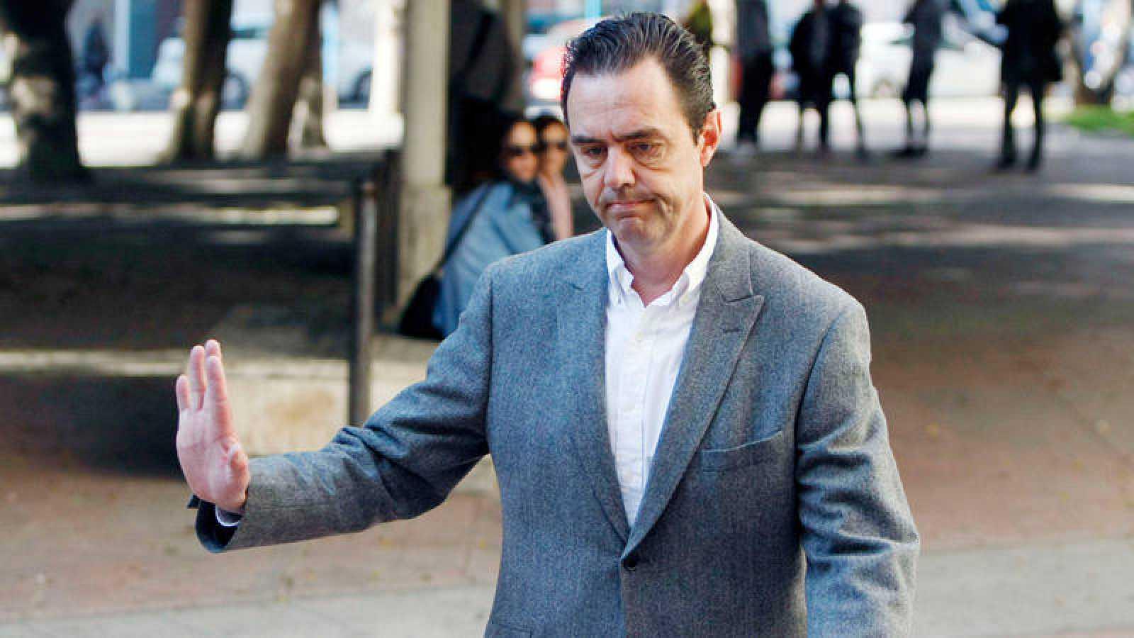 Miguel López, investigado como presunto autor del asesinato de su suegra María del Carmen Martínez