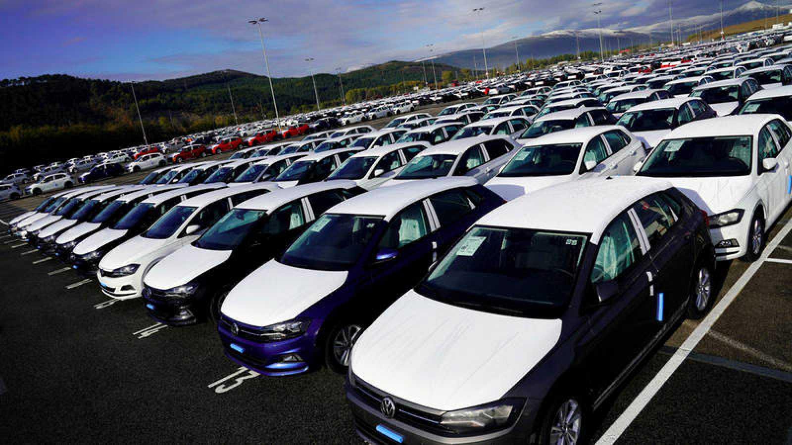 Volkswagen Polo en la fábrica de Pamplona