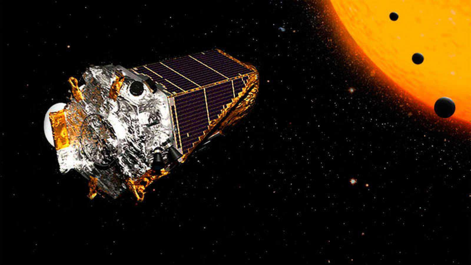 El telescopio espacial Kepler ha descubierto más de 2.600 exoplanetas y ha analizado hasta 50.000 estrellas.