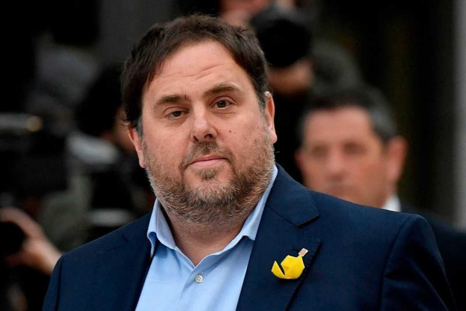 Oriol Junqueras, exvicepresidente del Govern