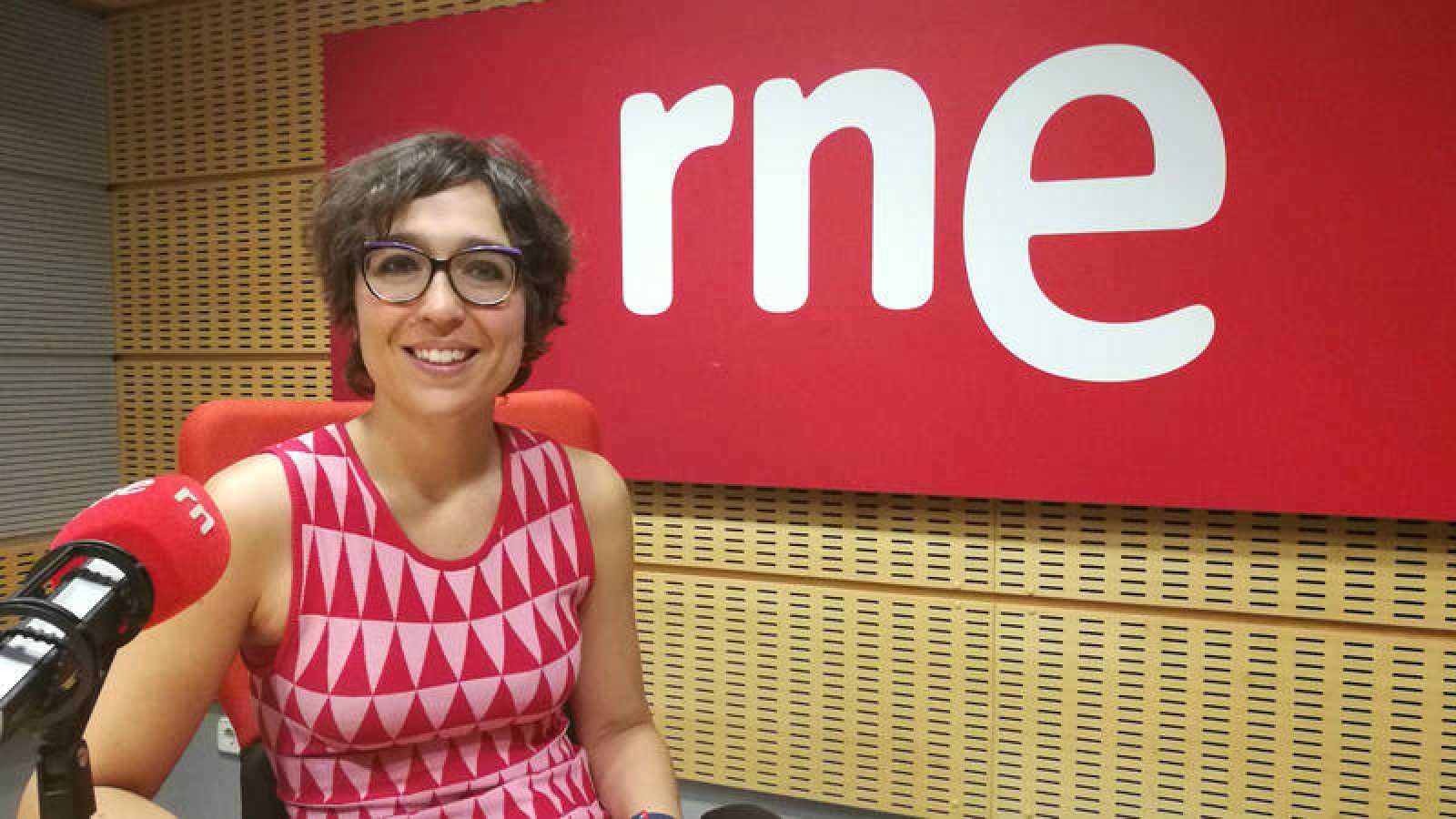 Lucía Miranda, Premio 'El Ojo Crítico' de RNE de Teatro por su «labor de pedagogía teatral» y su «polivalencia»