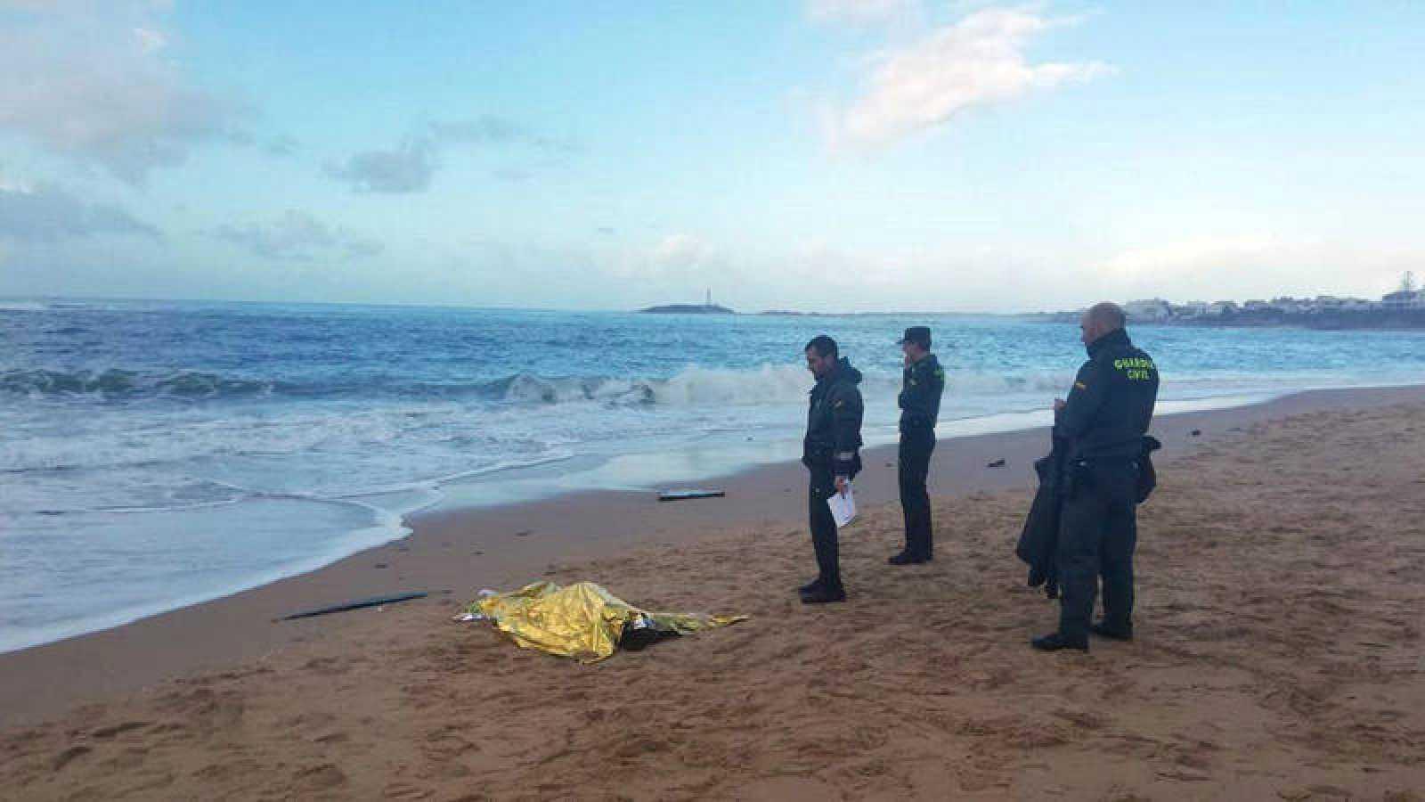 Asciende a 18 la cifra de migrantes muertos al tratar de cruzar a España desde Marruecos