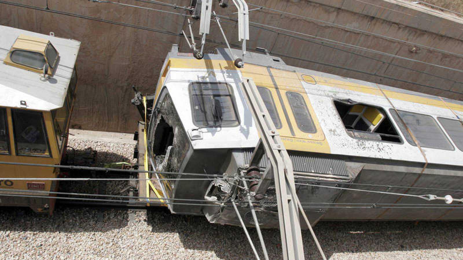 La Fiscalía solicita tres años de cárcel para los acusados por el accidente del Metro de Valencia