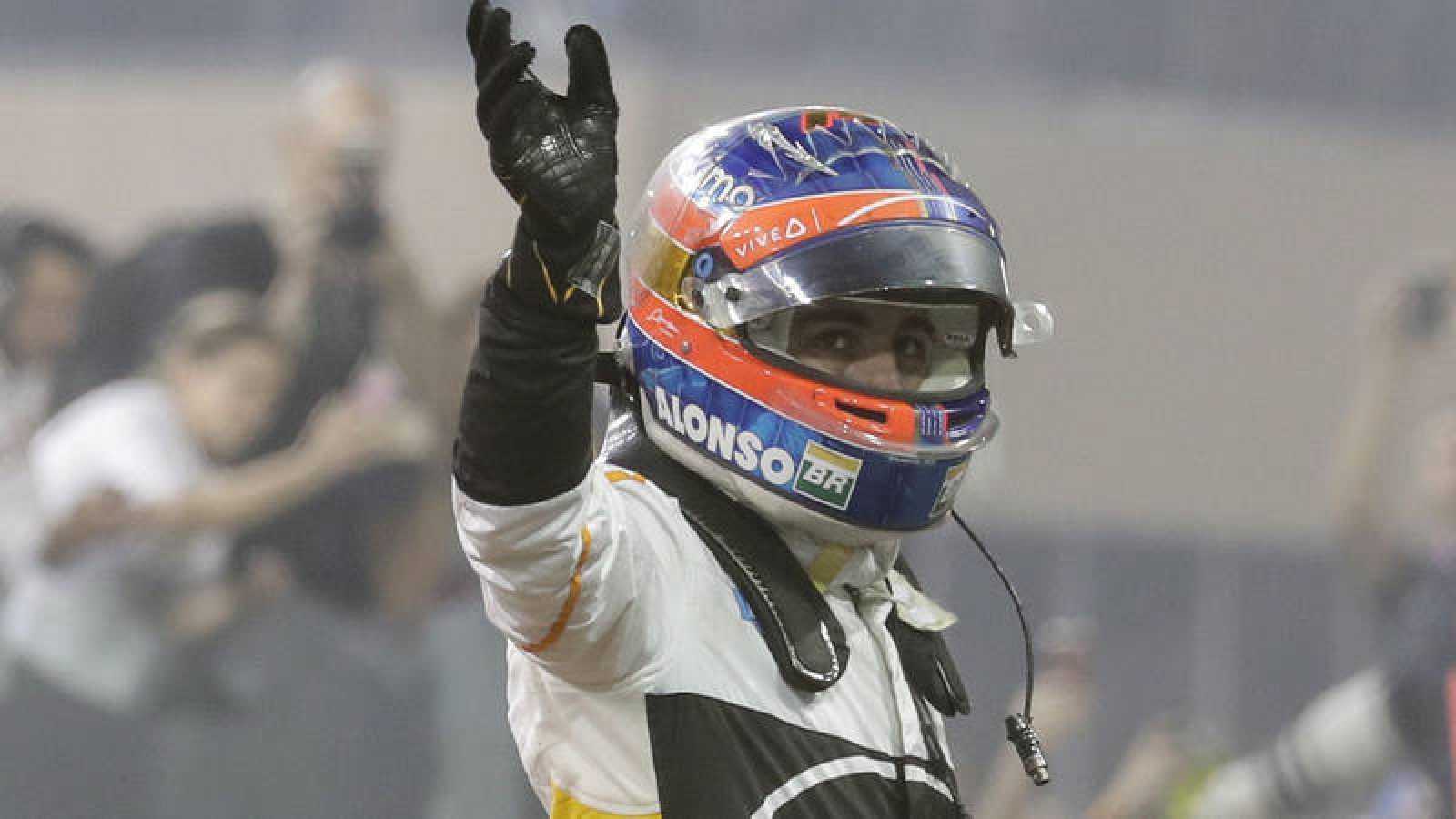 F1 Alonso Para Ser El Más Completo Del Mundo Tengo Que